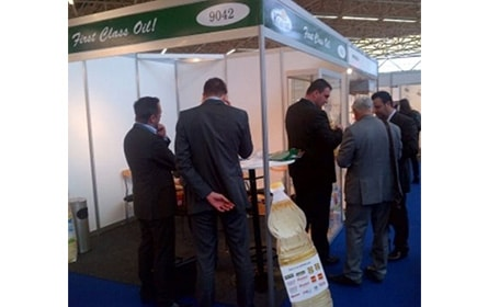 Klas Oil Ltd. took part in PLMA Amsterdam 2013