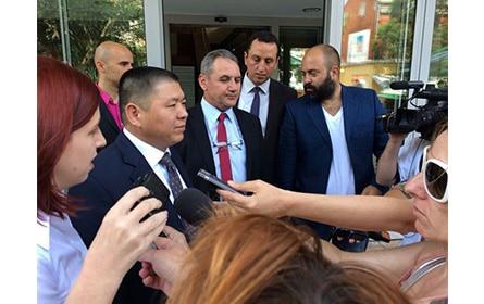 Тристранна среща на високо ниво за обсъждане на инвеститорски интерес в област Добрич