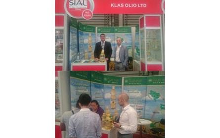 КЛАС ОЛИО със собствен щанд на SIAL – CHINA 2015