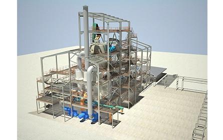 Klas Oil JSC starts construction new modern Continuous Solvent Extraction