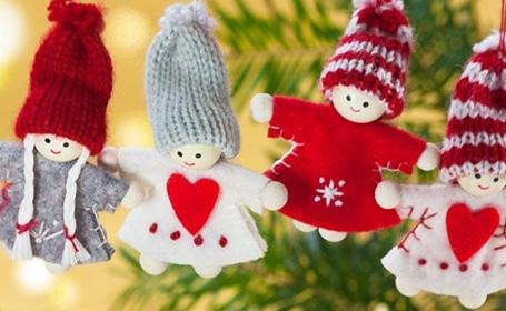 Коледна благотворителност