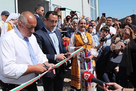 КЛАС ОЛИО АД бе посетен от българският министър-председател г-н Бойко Борисов